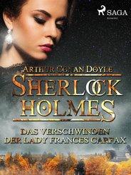 Das Verschwinden der Lady Frances Carfax (eBook, ePUB)