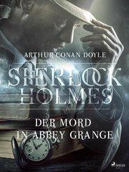 Der Mord in Abbey Grange (eBook, ePUB)