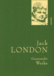 Jack London - Gesammelte Werke (eBook, ePUB)