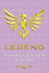 Legend 2 - Schwelender Sturm (eBook, ePUB)