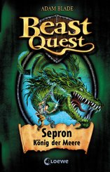 Beast Quest 2 - Sepron, König der Meere (eBook, ePUB)
