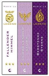 Legend - Die komplette Trilogie (eBook, ePUB)