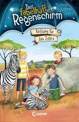Der fabelhafte Regenschirm 2 - Rettung für das Zebra (eBook, ePUB)