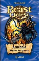 Beast Quest 11 - Arachnid, Meister der Spinnen (eBook, ePUB)