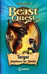 Beast Quest 13 - Torgor, Ungeheuer der Sümpfe (eBook, ePUB)