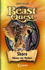 Beast Quest 14 - Skoro, Dämon der Wolken (eBook, ePUB)