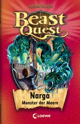 Beast Quest 15 - Narga, Monster der Meere (eBook, ePUB)
