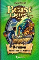 Beast Quest 16 - Kaymon, Höllenhund des Grauens (eBook, ePUB)