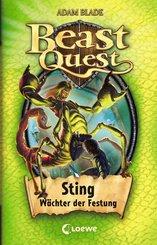 Beast Quest 18 - Sting, Wächter der Festung (eBook, ePUB)