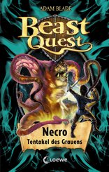 Beast Quest 19 - Necro, Tentakel des Grauens (eBook, ePUB)