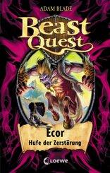 Beast Quest 20 - Ecor, Hufe der Zerstörung (eBook, ePUB)
