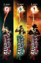 Skulduggery Pleasant: Band 7-9 inklusive eShort (eBook, ePUB)