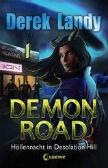 Demon Road 2 - Höllennacht in Desolation Hill (eBook, ePUB)
