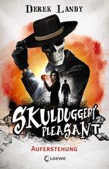 Skulduggery Pleasant - Auferstehung (eBook, ePUB)