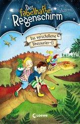 Der fabelhafte Regenschirm 6 - Das verschollene Dinosaurier-Ei (eBook, ePUB)