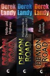 Demon Road - Die komplette Trilogie (eBook, ePUB)