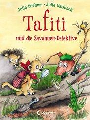 Tafiti und die Savannen-Detektive (eBook, ePUB)