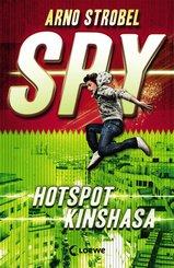 SPY - Hotspot Kinshasa (eBook, ePUB)