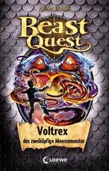 Beast Quest 58 - Voltrex, das zweiköpfige Meeresmonster (eBook, ePUB)