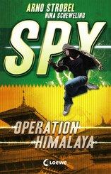 SPY - Operation Himalaya (eBook, ePUB)