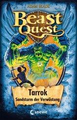 Beast Quest (Band 62) - Tarrok, Sandsturm der Verwüstung (eBook, ePUB)