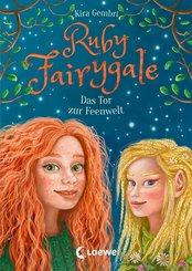 Ruby Fairygale (Band 4) - Das Tor zur Feenwelt (eBook, ePUB)