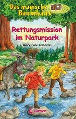 Das magische Baumhaus (Band 59) - Rettungsmission im Naturpark (eBook, ePUB)