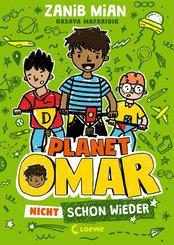 Planet Omar (Band 3) - Nicht schon wieder (eBook, PDF)