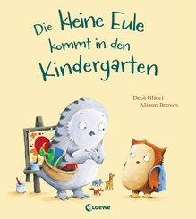 Die kleine Eule kommt in den Kindergarten (eBook, PDF)