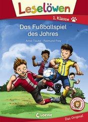 Leselöwen 1. Klasse - Das Fußballspiel des Jahres (eBook, PDF)