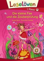 Leselöwen 1. Klasse - Die kleine Fee und die Zauberprüfung (eBook, PDF)