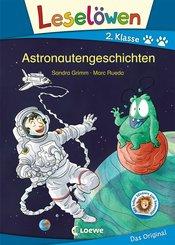 Leselöwen 2. Klasse - Astronautengeschichten (eBook, PDF)