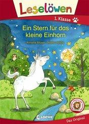 Leselöwen 1. Klasse - Ein Stern für das kleine Einhorn (eBook, PDF)