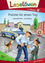 Leselöwen 1. Klasse - Polizist für einen Tag (eBook, PDF)