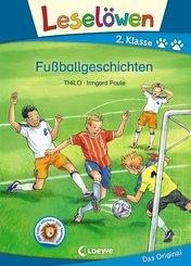 Leselöwen 2. Klasse - Fußballgeschichten (eBook, PDF)