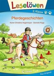 Leselöwen 2. Klasse - Pferdegeschichten (eBook, PDF)