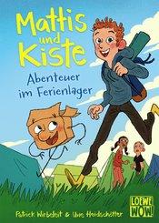 Mattis & Kiste - Abenteuer im Ferienlager (eBook, PDF)