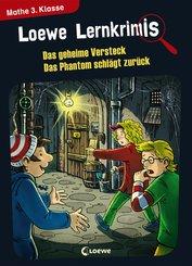 Loewe Lernkrimis - Das geheime Versteck / Das Phantom schlägt zurück (eBook, PDF)