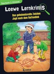 Loewe Lernkrimis - Das geheimnisvolle Zeichen / Jagd nach dem Reifendieb (eBook, PDF)
