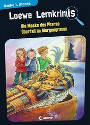 Loewe Lernkrimis - Die Maske des Pharao / Überfall im Morgengrauen (eBook, PDF)