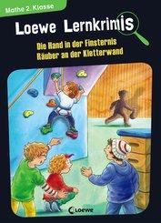 Loewe Lernkrimis - Die Hand in der Finsternis / Räuber an der Kletterwand (eBook, PDF)