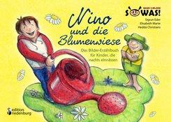 Nino und die Blumenwiese - Das Bilder-Erzählbuch für Kinder, die nachts einnässen (eBook, ePUB)