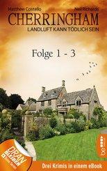 Cherringham Sammelband I - Folge 1-3 (eBook, ePUB)