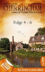 Cherringham Sammelband II - Folge 4-6 (eBook, ePUB)