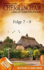 Cherringham Sammelband III - Folge 7-9 (eBook, ePUB)