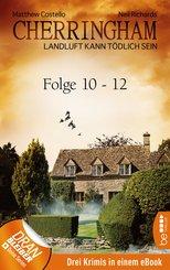 Cherringham Sammelband IV - Folge 10-12 (eBook, ePUB)