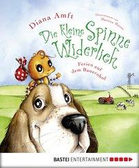 Die kleine Spinne Widerlich - Ferien auf dem Bauernhof (eBook, ePUB)