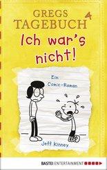 Gregs Tagebuch 4 - Ich war's nicht! (eBook, PDF)