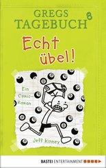 Gregs Tagebuch 8 - Echt übel! (eBook, PDF)
