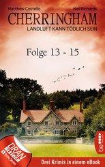 Cherringham Sammelband V - Folge 13-15 (eBook, ePUB)